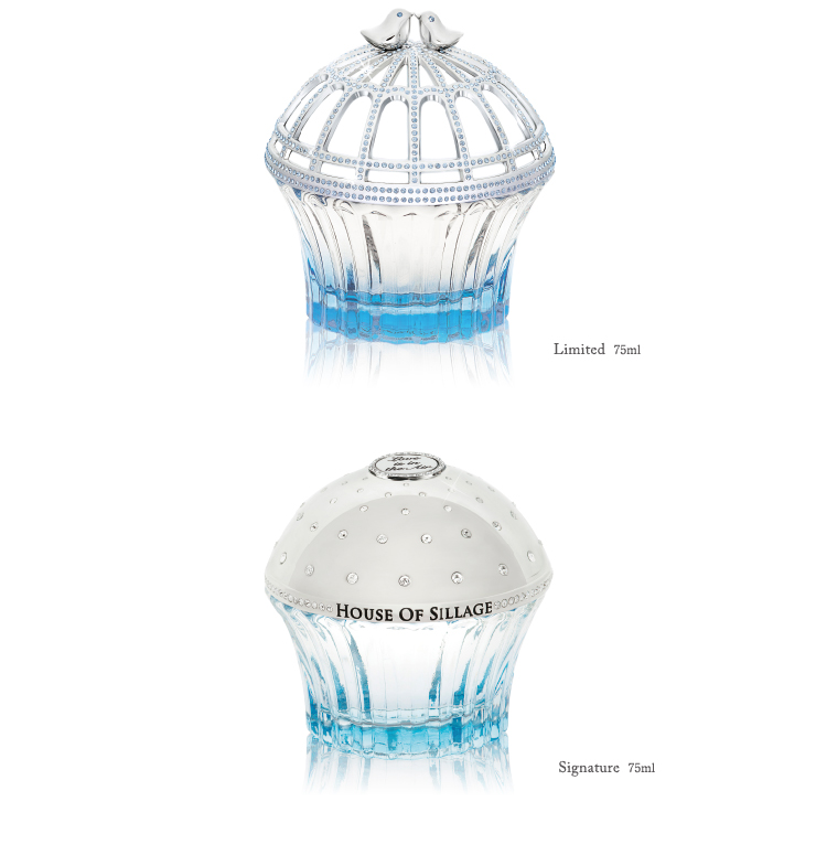 sillage シヤージュ 天然素材 香水